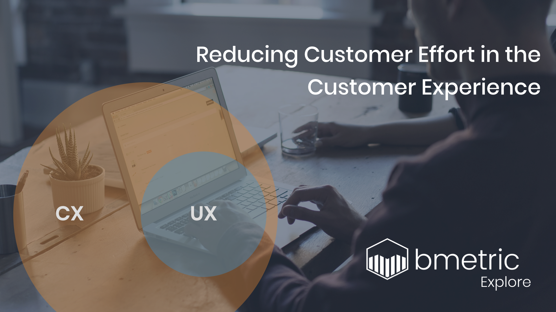 Reducing effort in the customer experience: UX is fundamental
